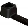 Bundelbandje zwart 2,5 x 140 ZK100