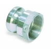 Aluminium kamlok type A met bi.dr. 2