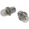 Hitachi 314424 lampje 12/14,4V (2st)
