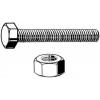 Assortimentsdoos 9 T39 zeskanttapbouten ISO4017 en zeskantmoeren D9