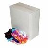 Poetsdoeken bonte shirts/tricots doos à 10kg (P23610)