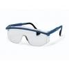 Uvex Astropec 9168-165 instelbare veiligheidsbril met polycarbonaat glazen en zijbescherming