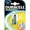 Duracell oplaadbare batterij HR9V blokmodel
