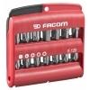 Facom E.120 bithouder + bits in PVC houder *ACTIE*