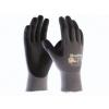 ATG MaxiFlex Ultimate Adapt 42-874 handschoen zwart/grijs maat 8