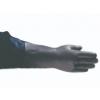 Ansell Alphatec 87-118 Black Heavyweight handschoen maat EL