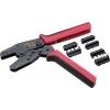 CIMCO 10600 click n krimptang, incl. persbekken adereindhuls/kabelschoen