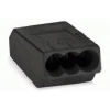 Wago 273-102 lasklem 3-voudig 2,5mm² donkergrijs