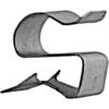 Erico caddy spantklem spantdikte 4-7mm d=15-18mm