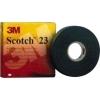 3M Scotch 23 zelfklevende (vulkaniserende) tape zwart 19mm x 9,15m x 0,76mm