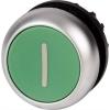 Eaton M22-D-G-X1 pulsdrukknop vlak groen met opdruk 'l'