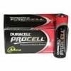 Duracell procell LR6 AA staafbatterij 1,5V industrieuitvoering (prijs per stuk)