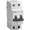 AEG installatieautomaat 2-polig 16A C-kar.