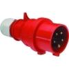 Bals type 225 16A 5P male 400V contactstop met phase wisselaar