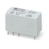 Phoenix REL-MR-24DC/21-21 steekbaar miniatuurrelais + verm.cont. 2 wisselcont. ing.spanning 24VDC