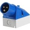 Bals 245 toestelcontactdoos 16A 3P 230V blauw