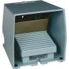 Schneider Electric XPE-M511 pedaalschakelaar metaal 2x M+V met pedaalvergrendeling