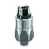 Suco drukschakelaar 250V met fastonaansluiting 0,5-5bar wisselcontact EPDM bu.dr. G1 RVS