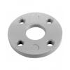 Aluminium EPOX overschuifflens DN10/17,2mm, type C(19) DIN 2642 PN10
