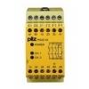 Pilz PNOZ X3 hekbewakingsrelais noodstopbewaking cat.4 230VAC 3 veiligheidscontacten 1 hulpcontact