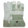 Standaard splitleder PE-kap handschoen maat 10