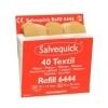 Salvequick 6444 textiel pleisters (24 stuks 72 x 19mm en 16 stuks 72 x 25mm)