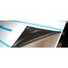 RVS 304 plaat 2500 x 1250 x 2,00 gefolied