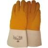 M-Safe Weld-Deer 53-847 lashandschoen geel met spitleder kap maat 10 (XL)
