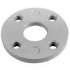 Aluminium blanke overschuifflens DN125/133-139,7mm, type C(145) DIN 2642 PN10