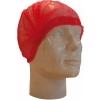 Wegwerp haarnetjes rood (zak à 100st)