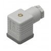Danfoss connector 2-polig + aarde