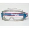 Uvex 9301-716 ruimzichtbril blank met acetaat ruit ventilatie met elastische band