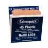 Salvequick 6036 plastic pleisters (27 stuks 72 x 19mm en 18 stuks 72 x 25mm)