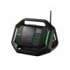 Hikoki UR18DSALW4Z bouwradio op 230V en accu 14,4 / 18V (accu en lader niet inbegrepen)