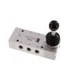 Airtec 5/3G ventiel 1/4'' gesloten middenstand, hefboombediend met veercentrering
