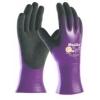 ATG MaxiDry 56-426 handschoen paars/zwart maat 9