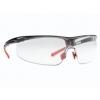 Honeywell Adaptec veiligheidsbril polycarbonaat zwart/rood anti-kras/condens maat M