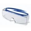 Super OTG veiligheidsbril blank voor brildragers