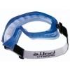 Bolle Goggle Atom ruimzichtbril blauw montuur anti kras anti fog