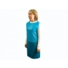 Wegwerpschort (pak à 100st), blauw