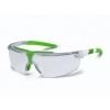 Uvex I-3 veiligheidsbril polycarbonaat lens met supravision performance coating groen