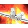 Heatbeater 8 lashandschoen 40cm hittebestendig tot 900° gemetalliseerd glasdoek