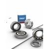 SKF 7204 BEGAP eenrijig precisie hoekcontactkogellager