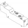 Festo 173057 magneetventiel MEBH-5/2-1/8-P-B-110AC