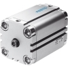 Festo 156535 dubbelwerkende compacte cilinder ADVU-32-30-P-A