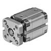 Festo 156857 dubbelwerkende compactcilinder ADVUL-16-40-P-A