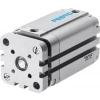 Festo 156881 dubbelwerkende compacte cilinder ADVUL-32-50-P-A