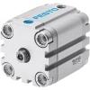 Festo 156957 enkelwerkende compacte cilinder AEVU-40-15-P-A