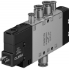 Festo 163162 magneetventiel CPE18-M1H-5LS-QS-10