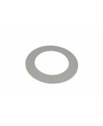 Grafiet spijkerplaat ring 78 x 63 x 2,0